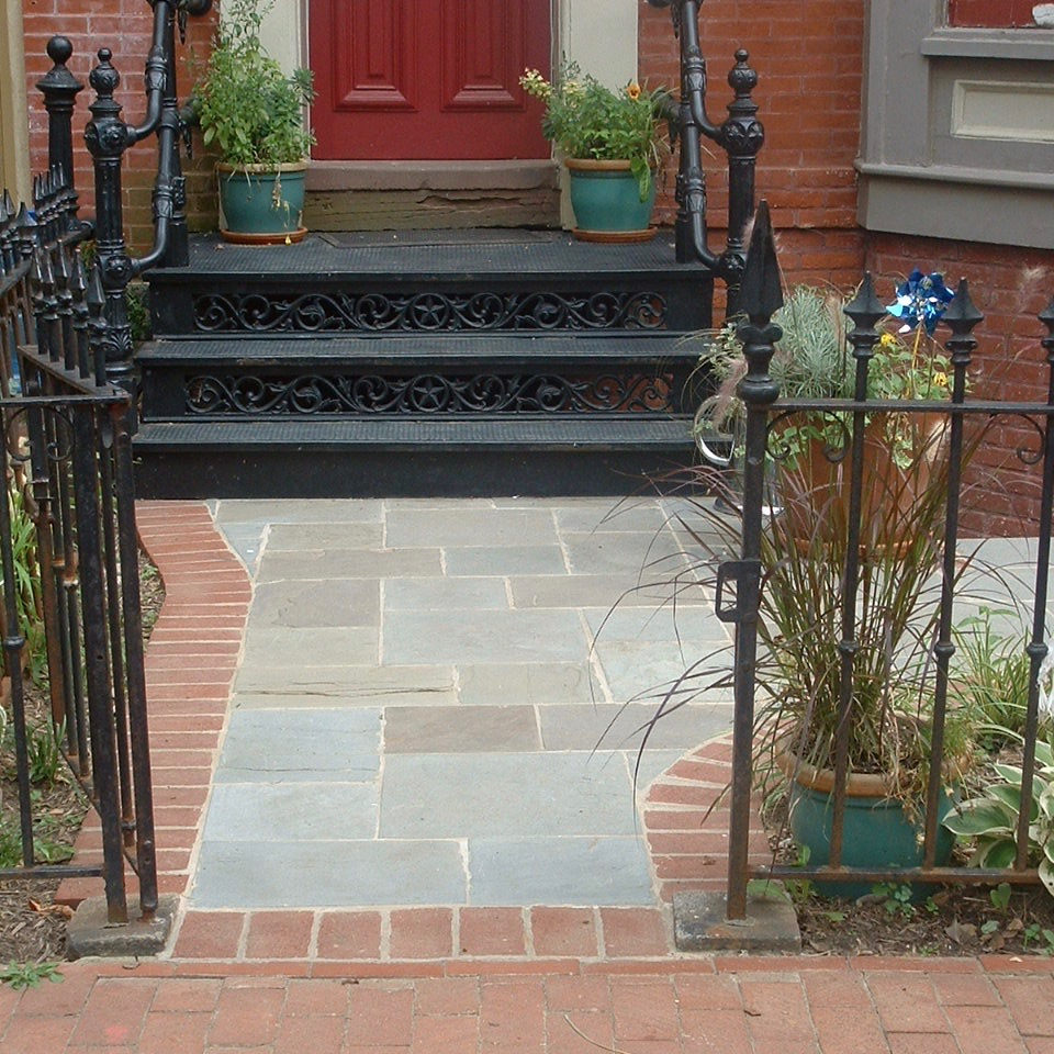 brick-flagstone-walkway-patio-renaissance-development-dc