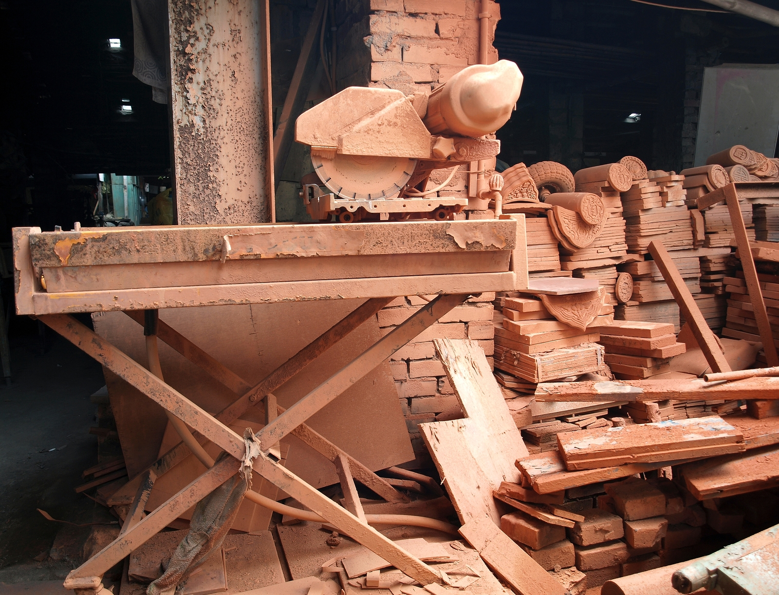 bigstock-Old-Brick-Making-Factory-32399042